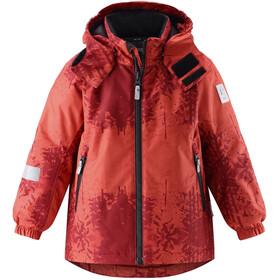 Reima Maunu Winter Jacket Kids lingonberry red